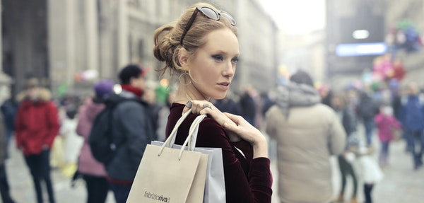Thinking Of A Shopping Ban? It May Be Wise