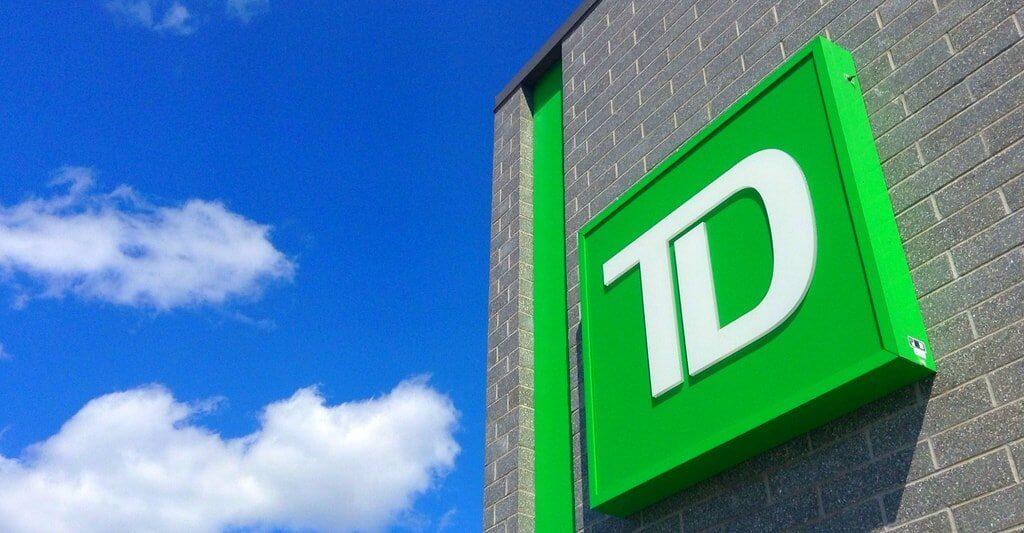 TSE:TD Toronto Dominion Bank Logo