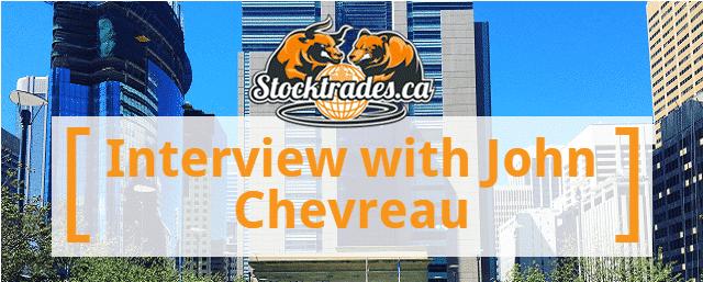 Interview John Chevreau