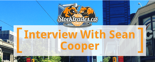 Sean Cooper Interview