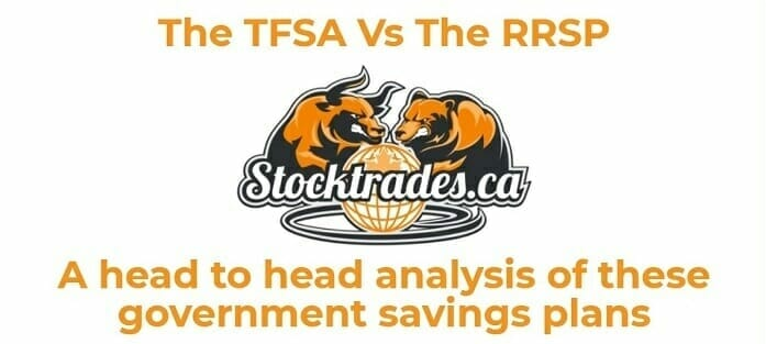 Trade options tfsa