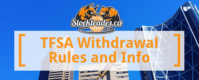 TFSA Withdrawal Rules