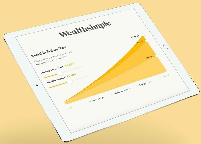 Wealthsimple Review 2018 - Investment Plans