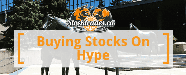 Buying Stocks On Hype