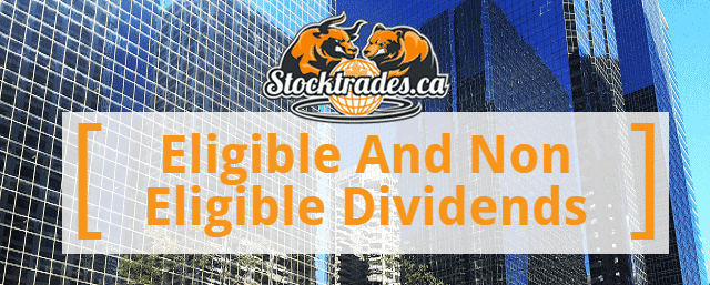 Eligible Dividends