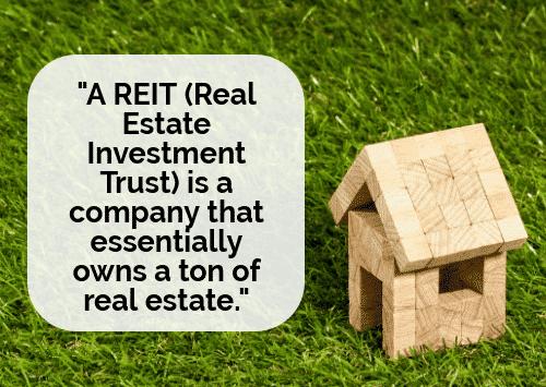 Best ways to invest - REIT