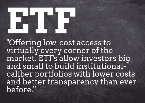 How to make money investing - ETFs