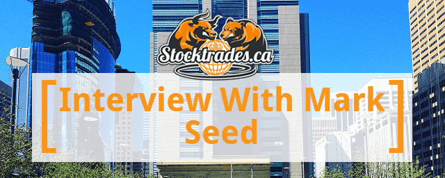 Interview With Mark Seed