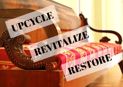 Investing $1000 - Restoring Furniture