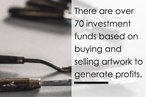 Ways to invest $1000 - Buying original artwork