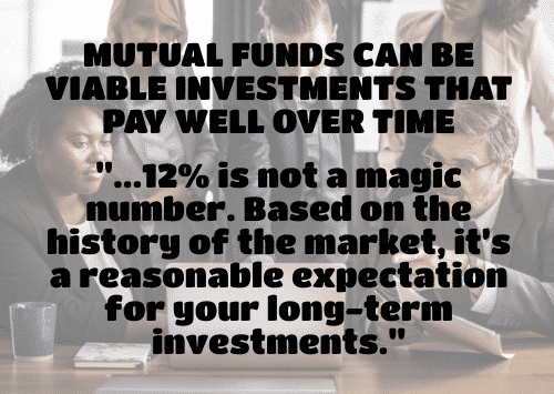 What are the best investments - Mutual funds