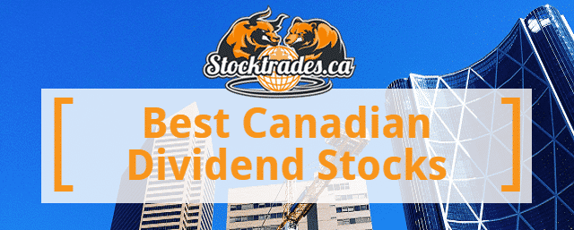 6bb5fb64d9c9da Top 26 Canadian Dividend Stocks On The TSX For 2019 - Stocktrades