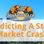 Predicting A Stock Market Crash