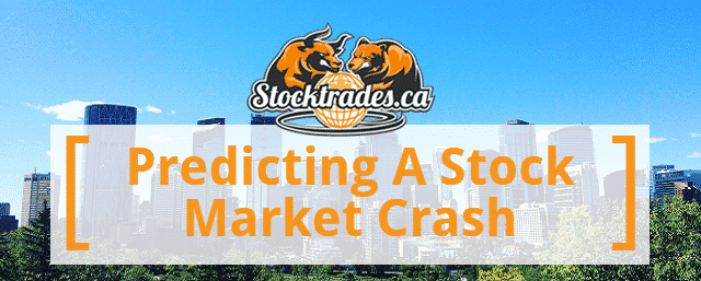 Predicting A Stock Market Crash