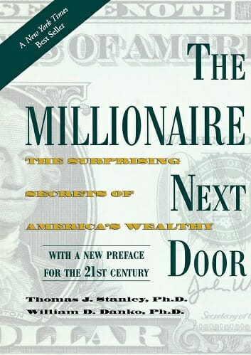 Personal Finance Books To Read Millionaire Next Door