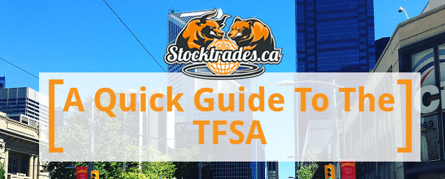 Quick guide to the TFSA