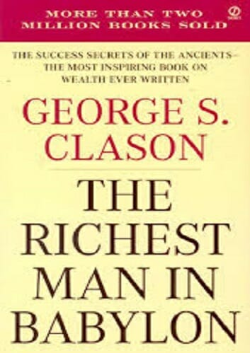 Books To Read Richest Man In Babylon