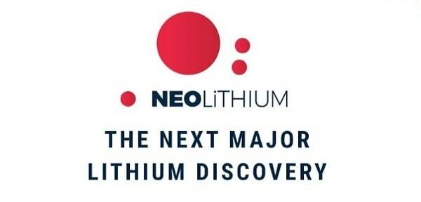 Lithium stocks Canada - Neo Lithium