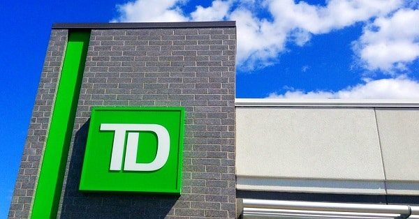Canadian Stocks To Buy Right Now - TD Bank