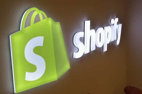 Top Canadian Stocks - Shopify