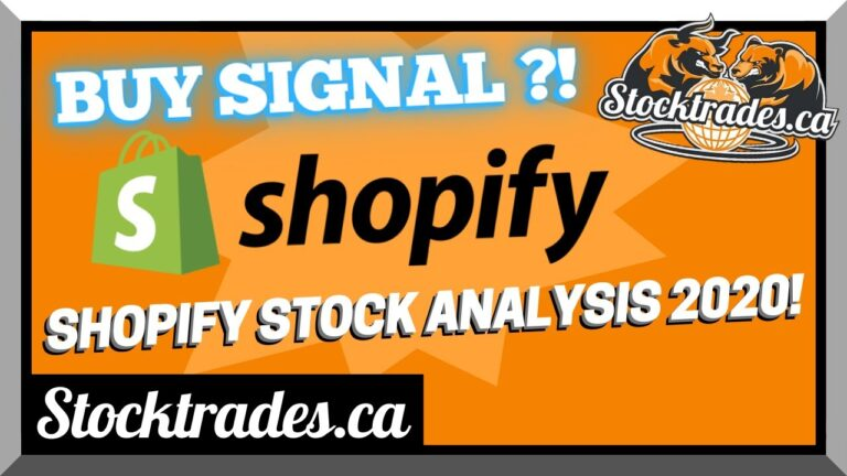 Shopify Stock Analysis