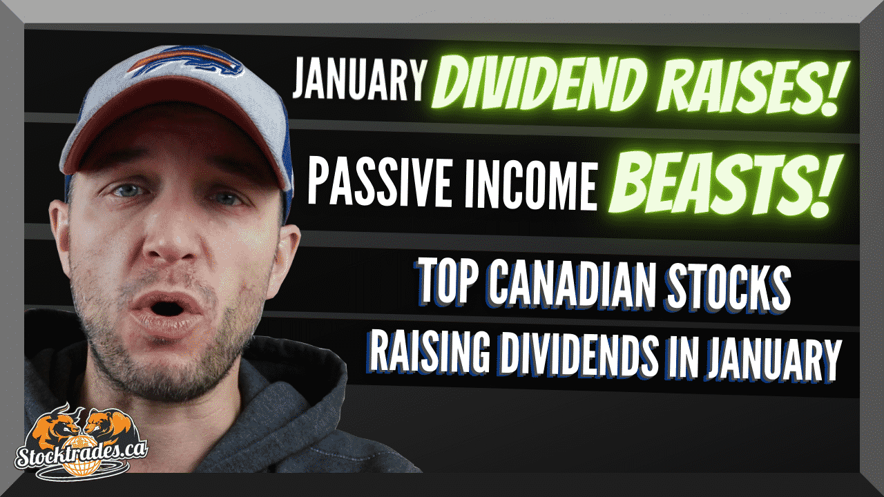 Top Canadian Dividend Growth Stocks 2021