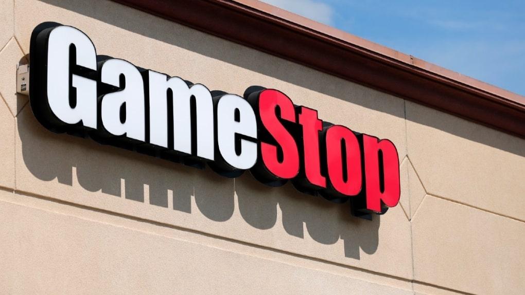 Gamestop Stock GME